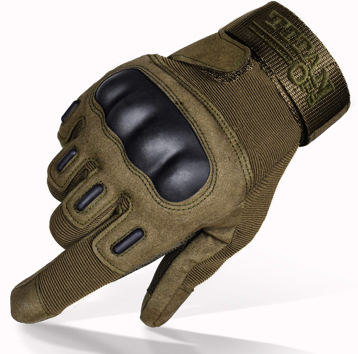 Riparo Women Tactical Touchscreen Gloves Military Shooting Hunting Hard Knuckle