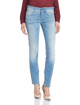 Skinny co Amazon Star Women s Jeans Clothing Lynn uk G Midwaist Raw SfFqA 830723737be