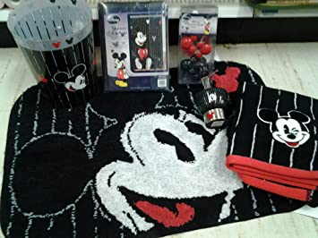 16pc Disney Mickey Mouse Bathroom Set
