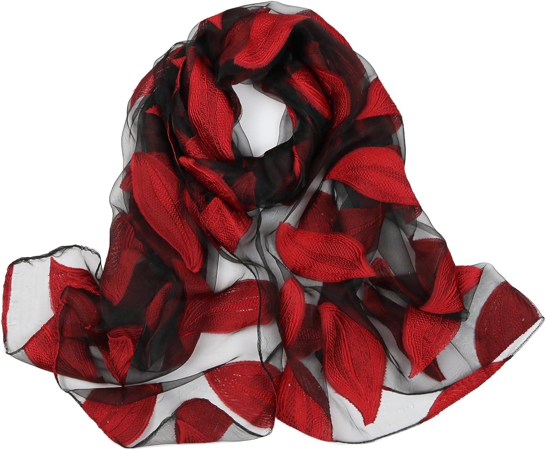 DreamBeauty Silk Scarves...