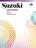Suzuki Viola School, Vol 2: Viola Part, Book & CD