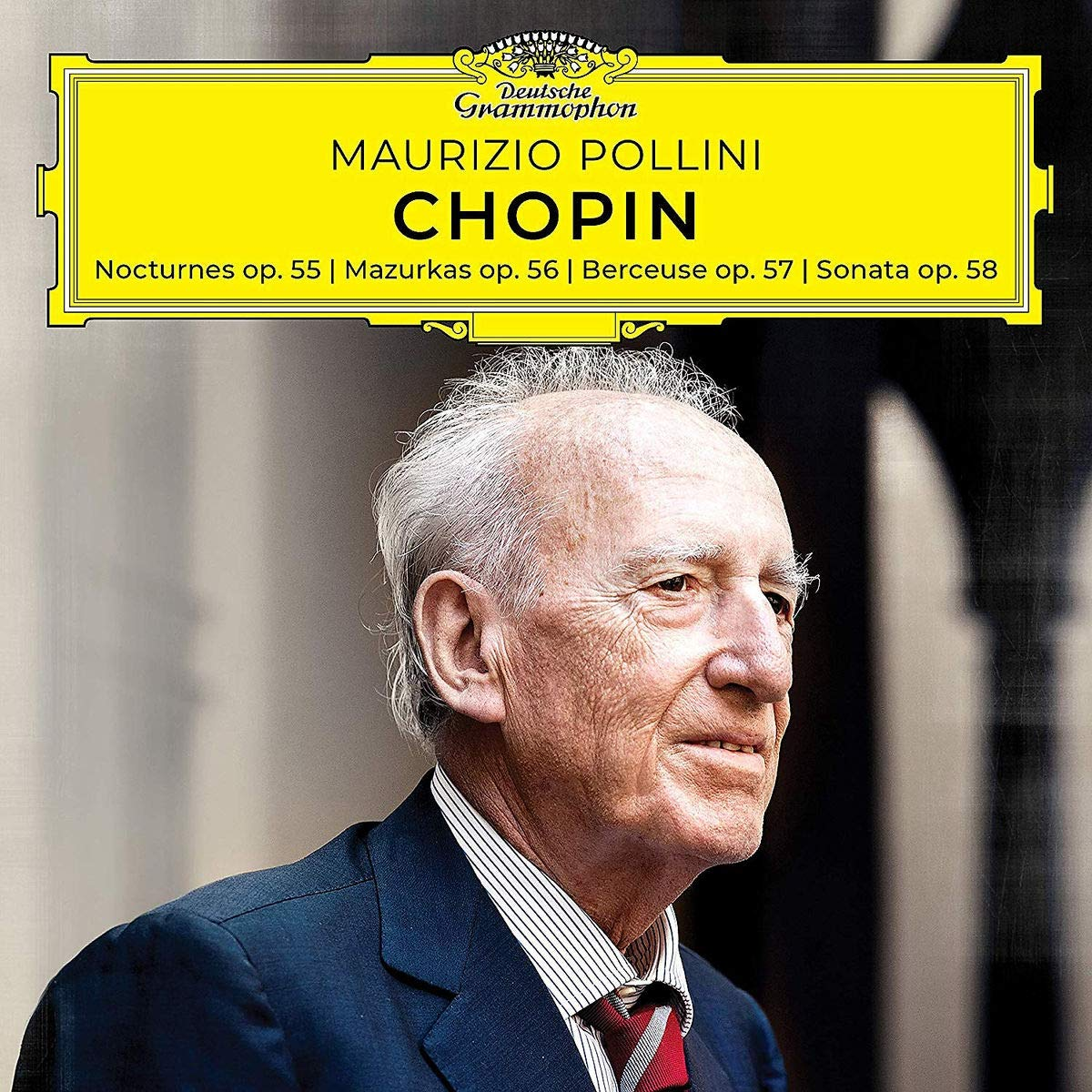 CD : Maurizio Pollini - Chopin: Nocturnes /  Mazurkas /  Berceuse /  Sonata (Digipack Packaging)