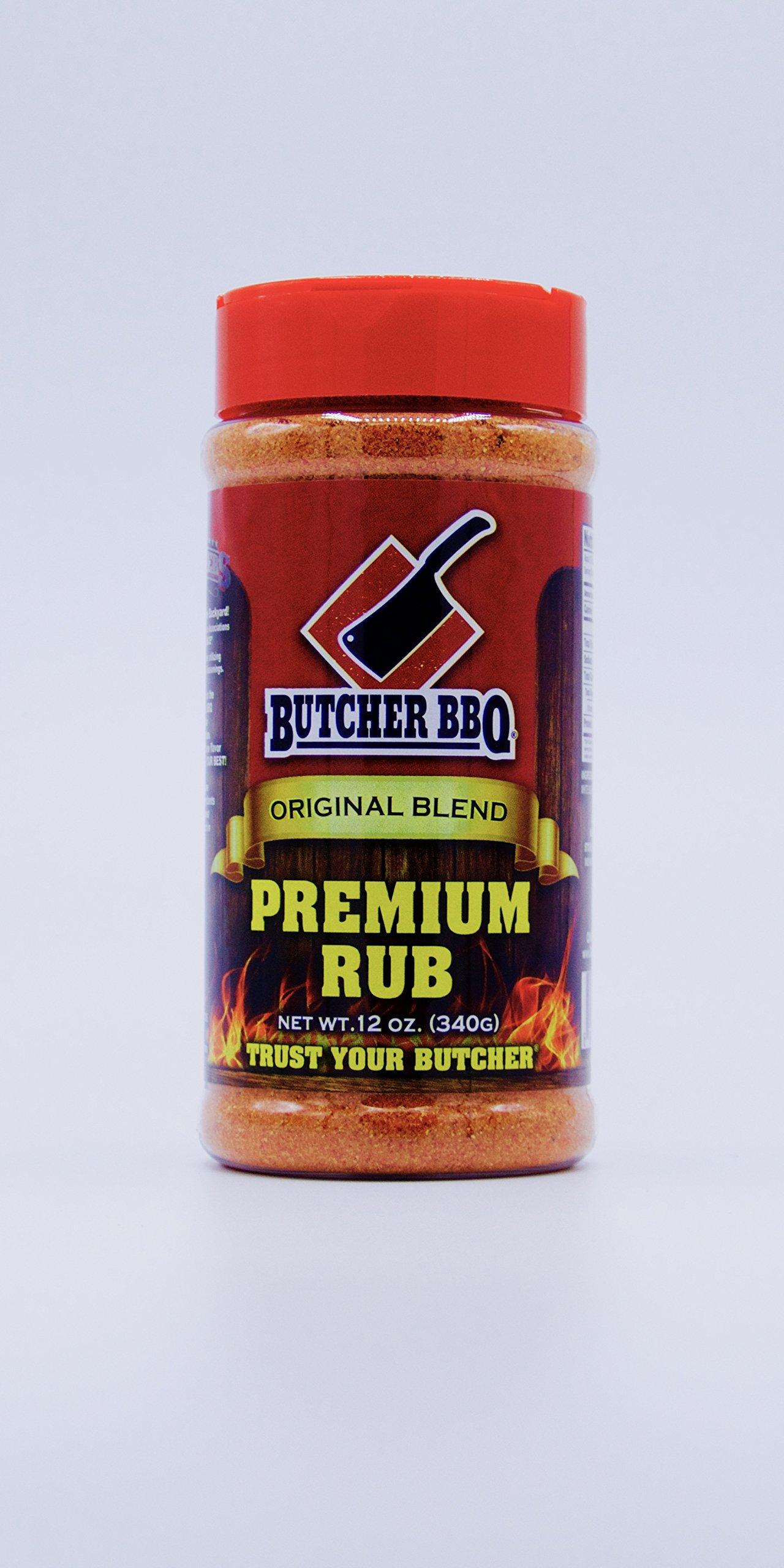 Butcher BBQ The Premium Rub 12oz
