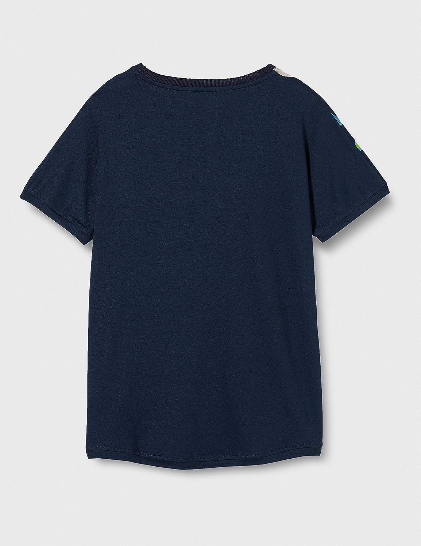Desigual M/ädchen Ts/_rhodeisland T-Shirt
