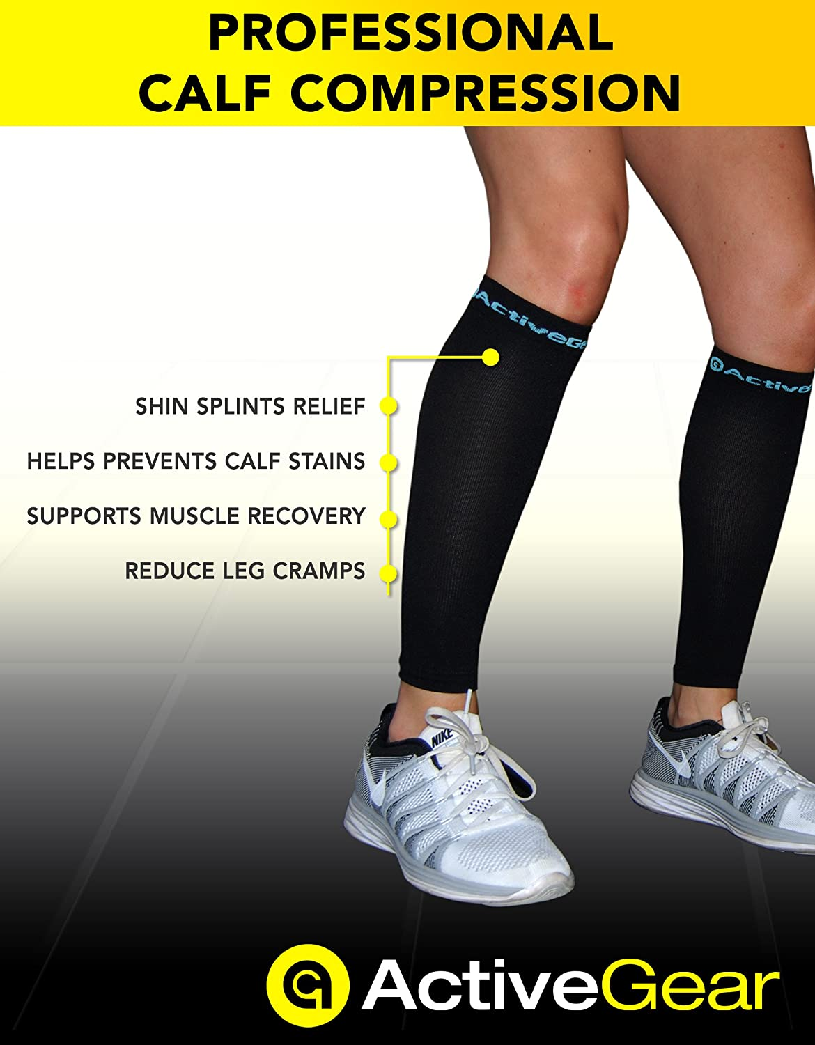 Reduce Leg Pain & Appearan X-large M Medical & Mobility Qualified Kunto Graduated Compression Socks