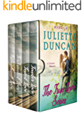 The True Love Series Box Set Books 1-4: A Christian Romance