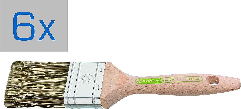STORCH Flach-Pinsel LasurTOP 60mm