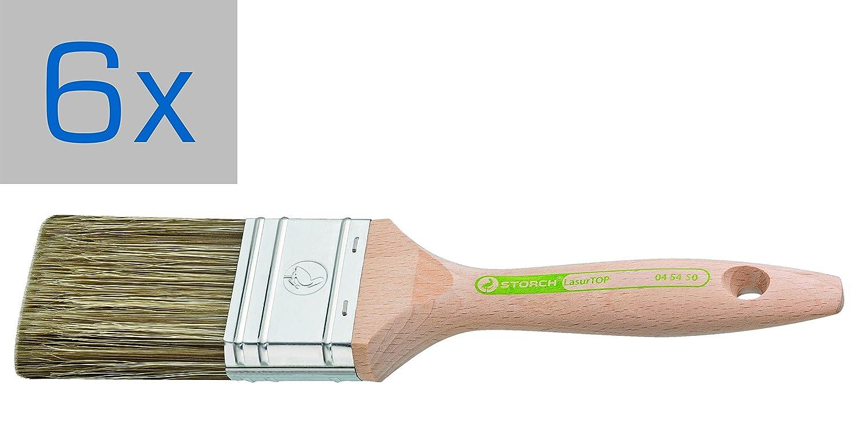 STORCH Flach-Pinsel LasurTOP 50mm