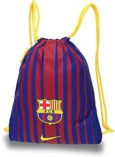 NIKE 2018-2019 Barcelona Allegiance Gym Sack (Volt)