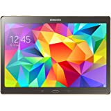 Samsung Galaxy Tab S 26,67 cm (10,5 Zoll) LTE Tablet-PC (Quad-Core, 1,9GHz, 3GB RAM, 16GB interner Speicher, Android) titanium/bronze
