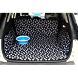 Oxford Pet Dog Trunk Cargo Liner - Car SUV Van Seat Cover - Waterproof Floor Mat for Dogs Cats - Washable Dog Accessories