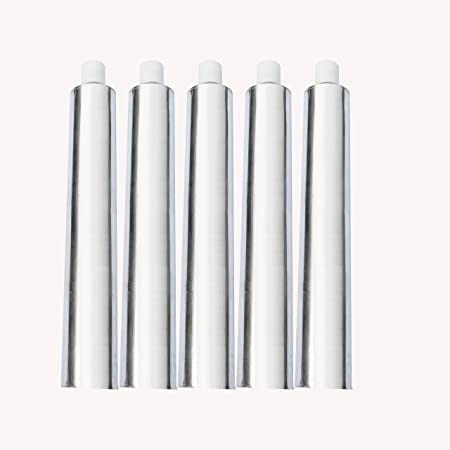 China Aluminum Collapsible Tube Hand Cream Empty Metal