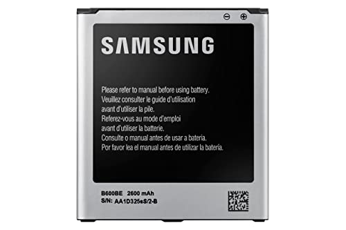 Samsung 2600 mAh Standard Battery for Galaxy S4 (Non-Retail Packaging)