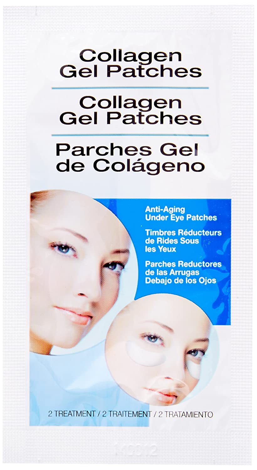 Amazon.com: D&R collagen gel patches anti-aging under eye treatment, 6 Count: Beauty