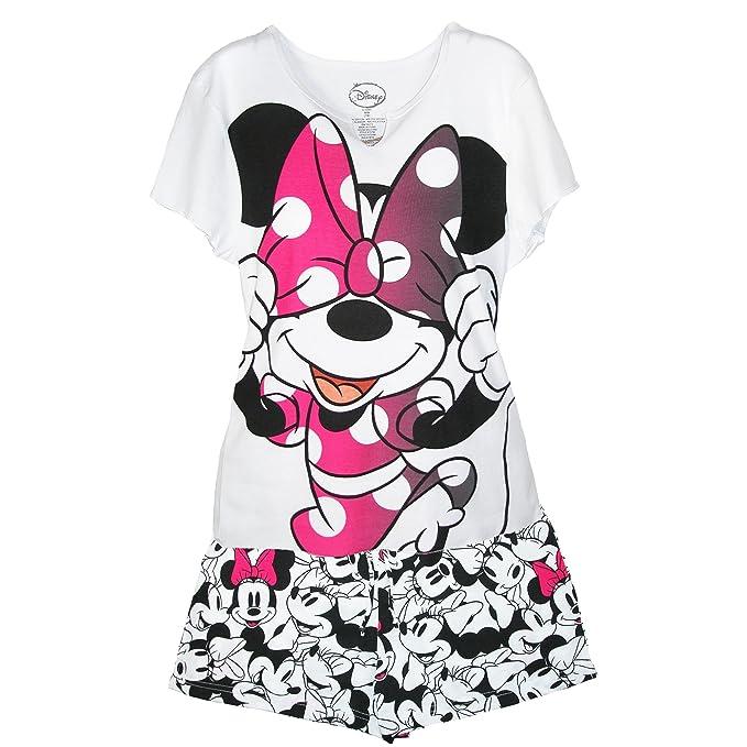 Disney - Pijama - Animal Print - para mujer rosa rosa L