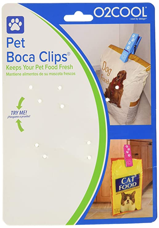 Amazon.com : Paw Print BocaClips by O2COOL, Raspberry Beach Towel Holders, Clips, Set of two, Beach, Patio or Pool Accessories, Portable Towel Clips, ...