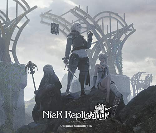 【Amazon.co.jp限定】NieR Replicant ver.1.22474487139... Original Soundtrack (ヨナの日記(ミニ冊子)(Amazon絵柄表紙)付)