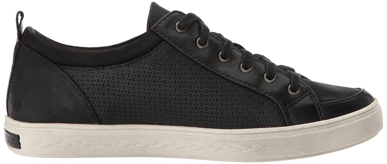 Cobb Hill Women's Willa Lace to Toe Sneaker B01N3CWFHU 5 W US|Black Leather
