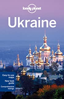 Ukraine 11 000 000 Travel Map 2007 International Travel Maps