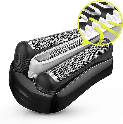 Braun Series 3 ProSkin 3000 s - Afeitadora eléctrica Hombre, para barba, máquina de afeitar inalámbrica y recargable, color negro: Amazon.es: Salud y cuidado personal