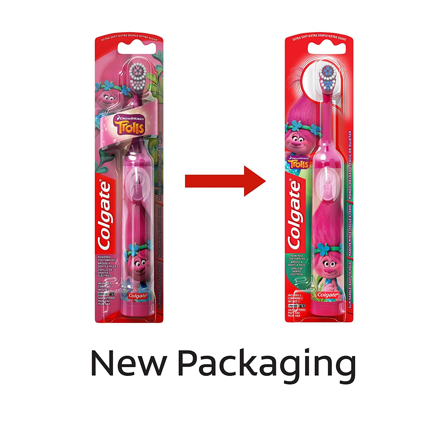 Amazon.com: Colgate Kids battery powered toothbrush, peppa pig (Pack of 12): Beauty
