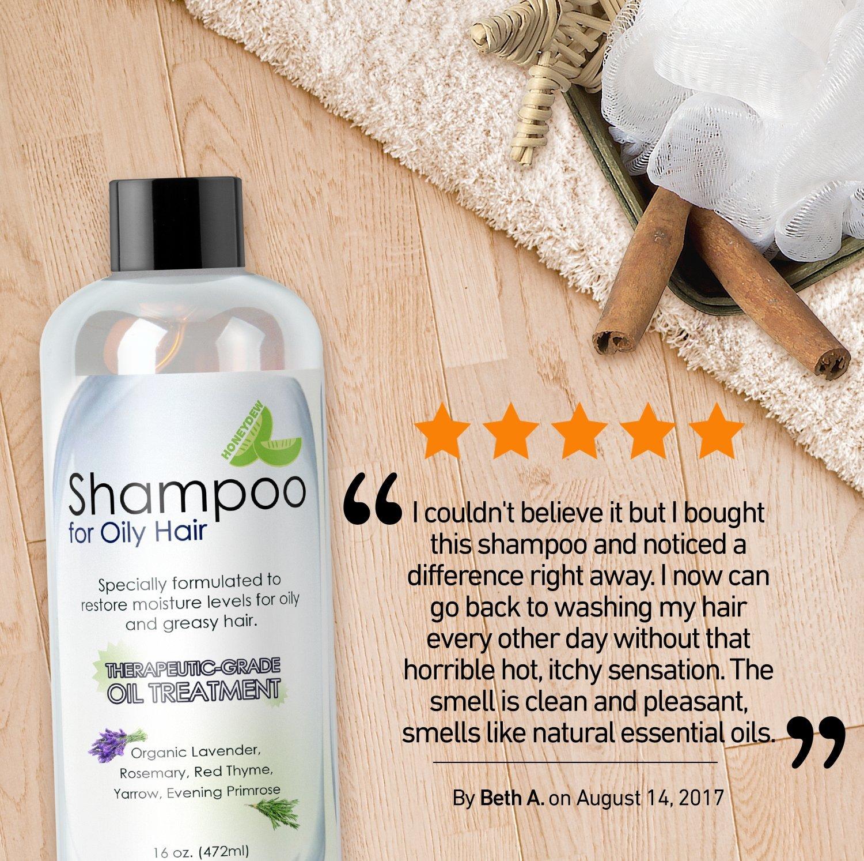 Amazon.com: Champú de ingredientes naturales con ...