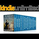 Amish Favorites (Amish Romance) (14 Book Box-Set)