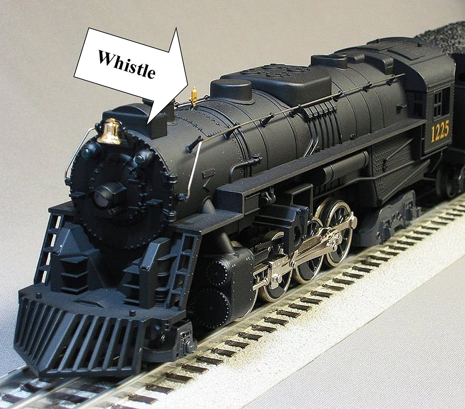 Amazon.com: Lionel Polar Express pieza Silbato o Gauge ...