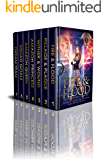 The Complete Mythverse Box Set, Books 1-7 Plus Two Novellas: A Supernatural Academy Series