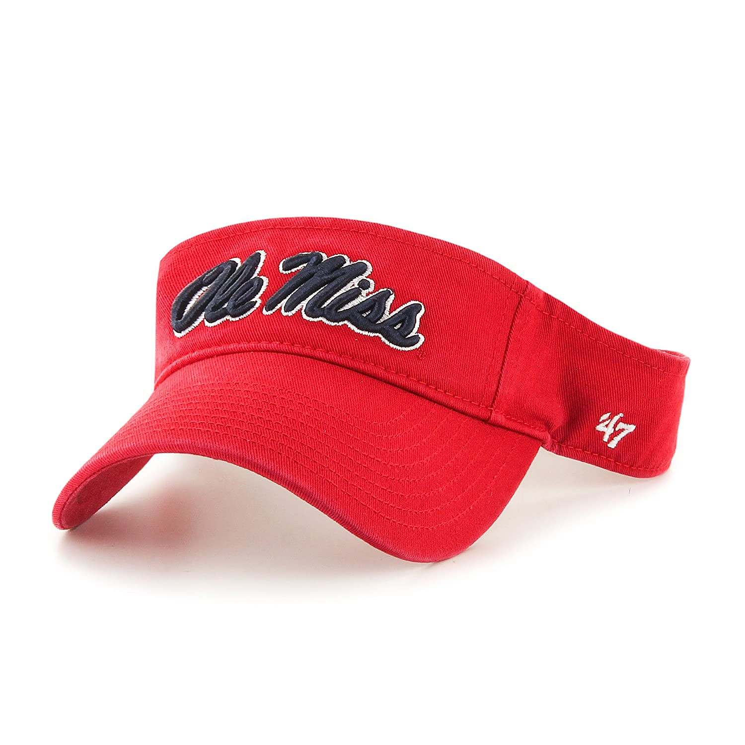 '47 NCAA Clean Up Adjustable Visor