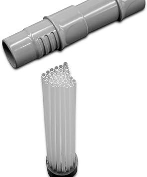 vhbw Cepillo aspiradora Universal/Cepillo Pincel Incl. Adaptador para Todos los aspiradores comunes: Amazon.es: Electrónica
