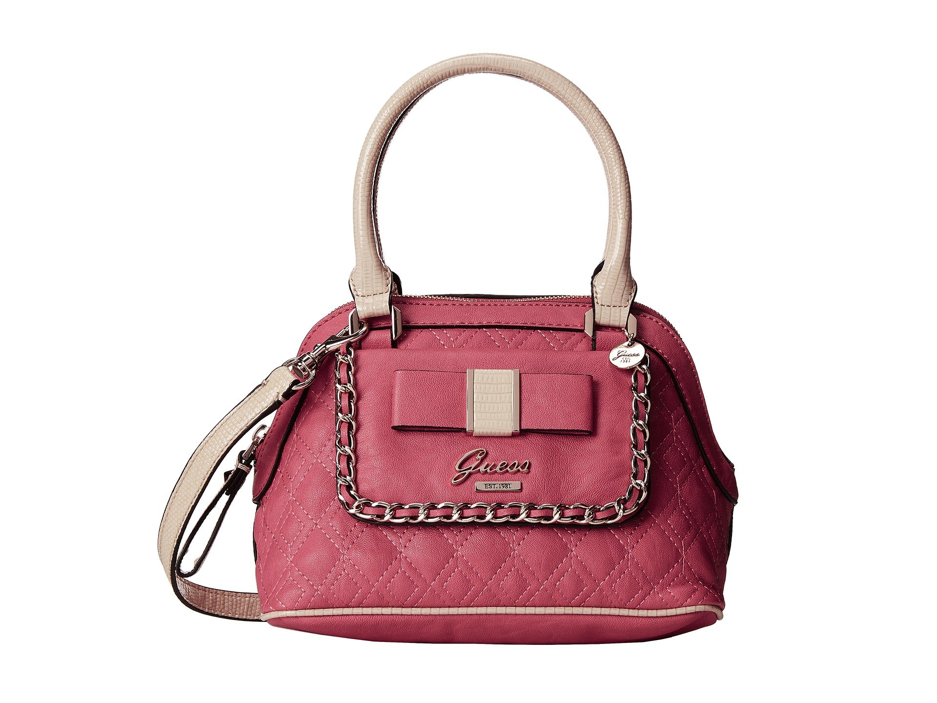 GUESS Women's Dolled Up Passion Satchel