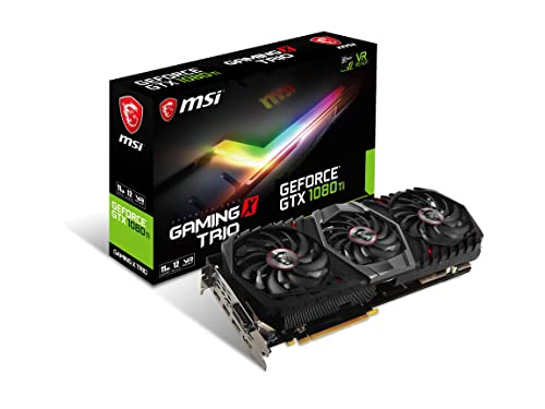 MSI Gaming GeForce GTX 1080 Ti X TRIO