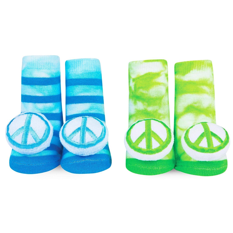 Amazon.com: WADDLE - Calcetines unisex para bebé, diseño de ...