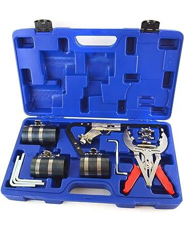 Compresor de anillo de pistón limpiador instalador Removedor Servicio de limpieza 9pc Bergen