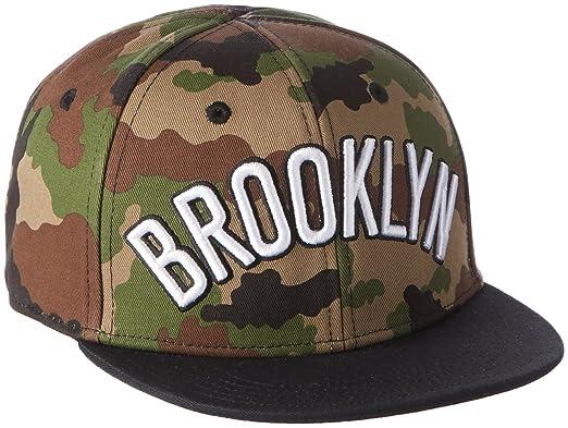 adidas NBA Brooklyn Nets, Gorra infantil: Amazon.es: Ropa y accesorios