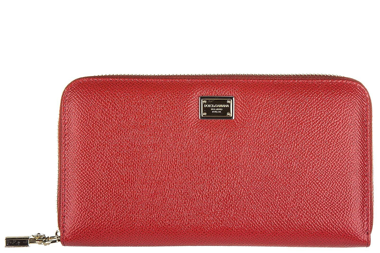 Dolce&Gabbana monedero cartera bifold de mujer en piel nuevo ...