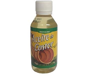 Aceite de Castor, Castor Oil, Aceite de Ricino, Ricino Oil,120ml.