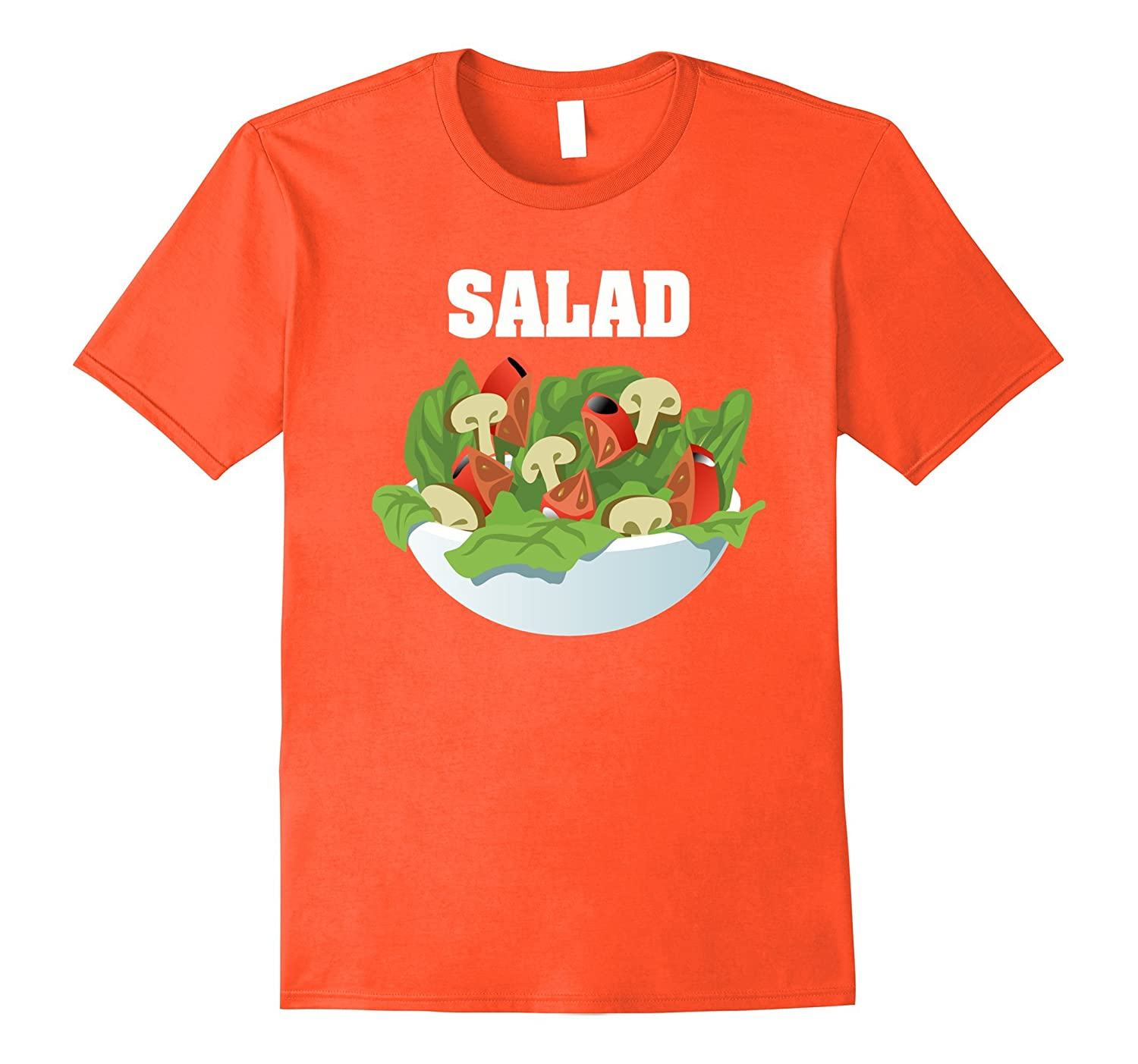 Salad Couples Halloween Costume T-shirt Salad & Dressing