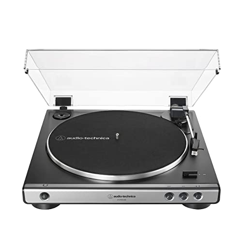Audio-Technica AT-LP60XUSB-GM Belt-Drive Stereo Turntable