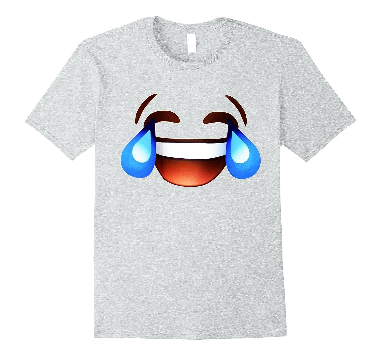 Laugh Hard Till You Cry T-Shirt-ANZ