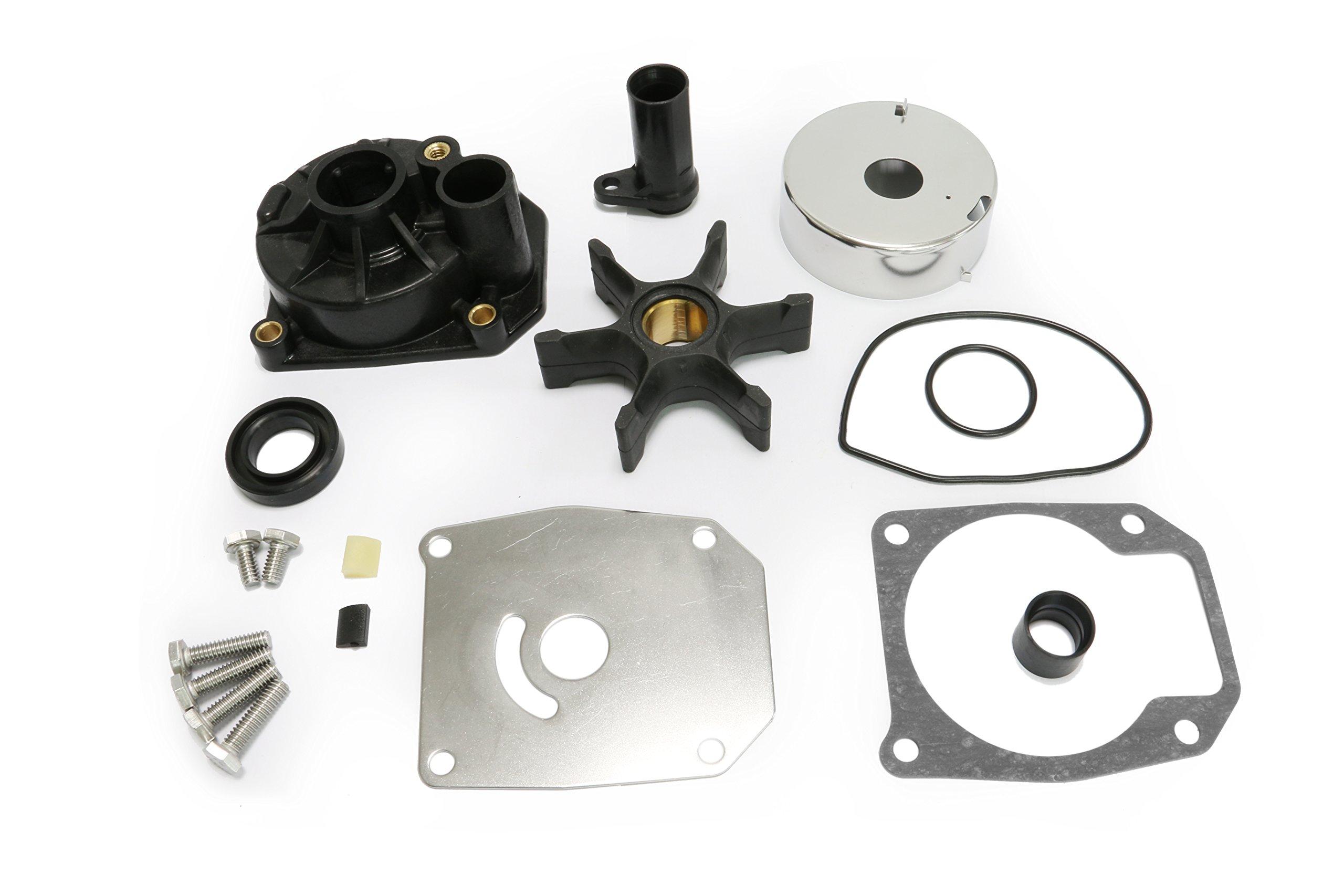 Water Pump Repair Kit Replacement JOHNSON EVINRUDE 432955 65/70/75 HP OMC
