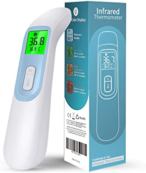 ELERA Infrared Forehead Thermometer with Fever Indicator