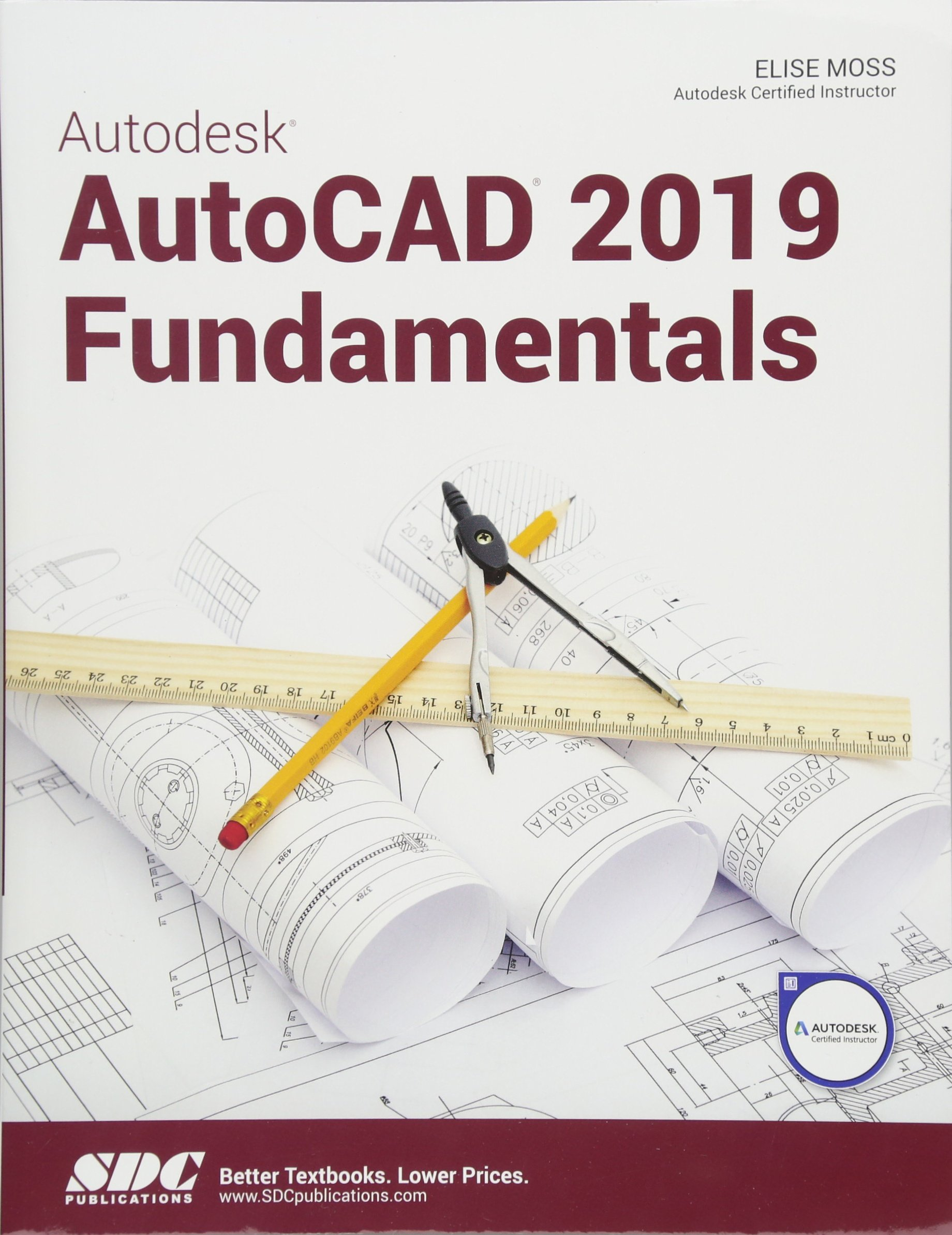 Amazon com: Autodesk AutoCAD 2019 Fundamentals
