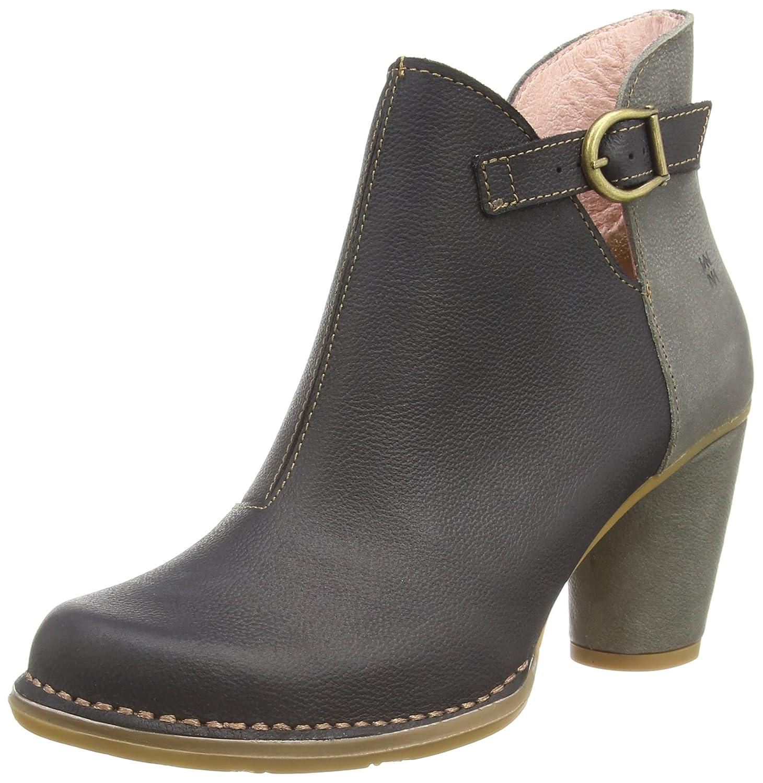 El Naturalista Women's Colibri N472 Boot B00UL8GB8G 40 M EU / 9.5 B(M) US|Black/Grafito