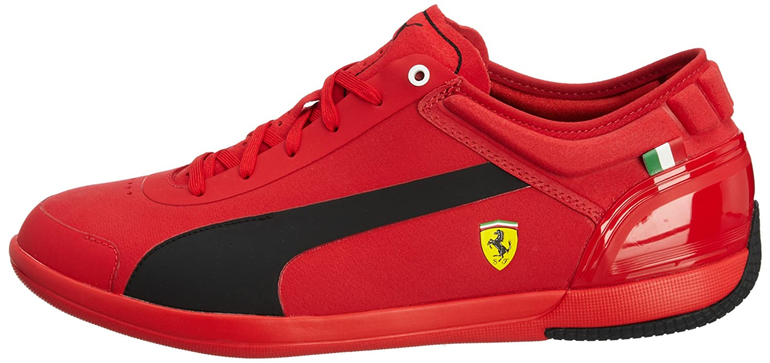 sf driving scuderia man puma on asp evospeed racing red shoes sale mid ferrari home discounts men