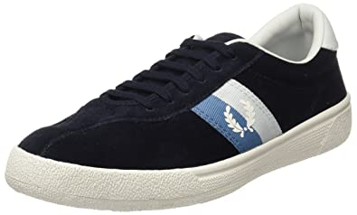 Herren Sports Authentic Tennis Oxfords, Blau (Navy 608), 42 EU Fred Perry