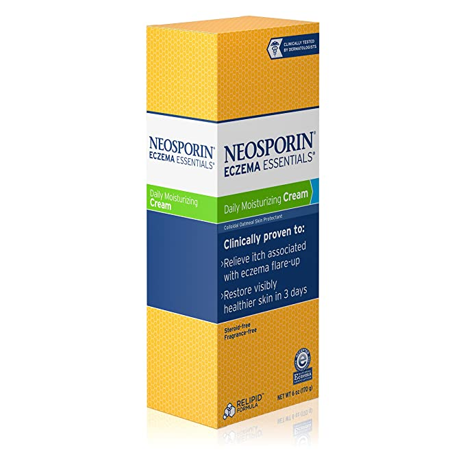 Neosporin is considered on of the best eczema treatment for adults