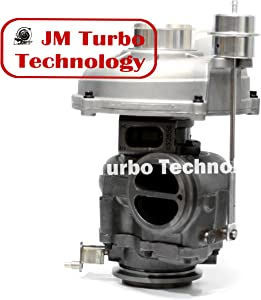 Turbo Compatible For 99.5-03 Ford Turbo Diesel 7.3L Gtp38 F250 F350 F450 Powerstroke Super Duty Turbocharger New