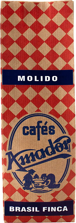 Cafés AMADOR - Café MOLIDO FINO Natural Arábica - COLOMBIA HUILA ...